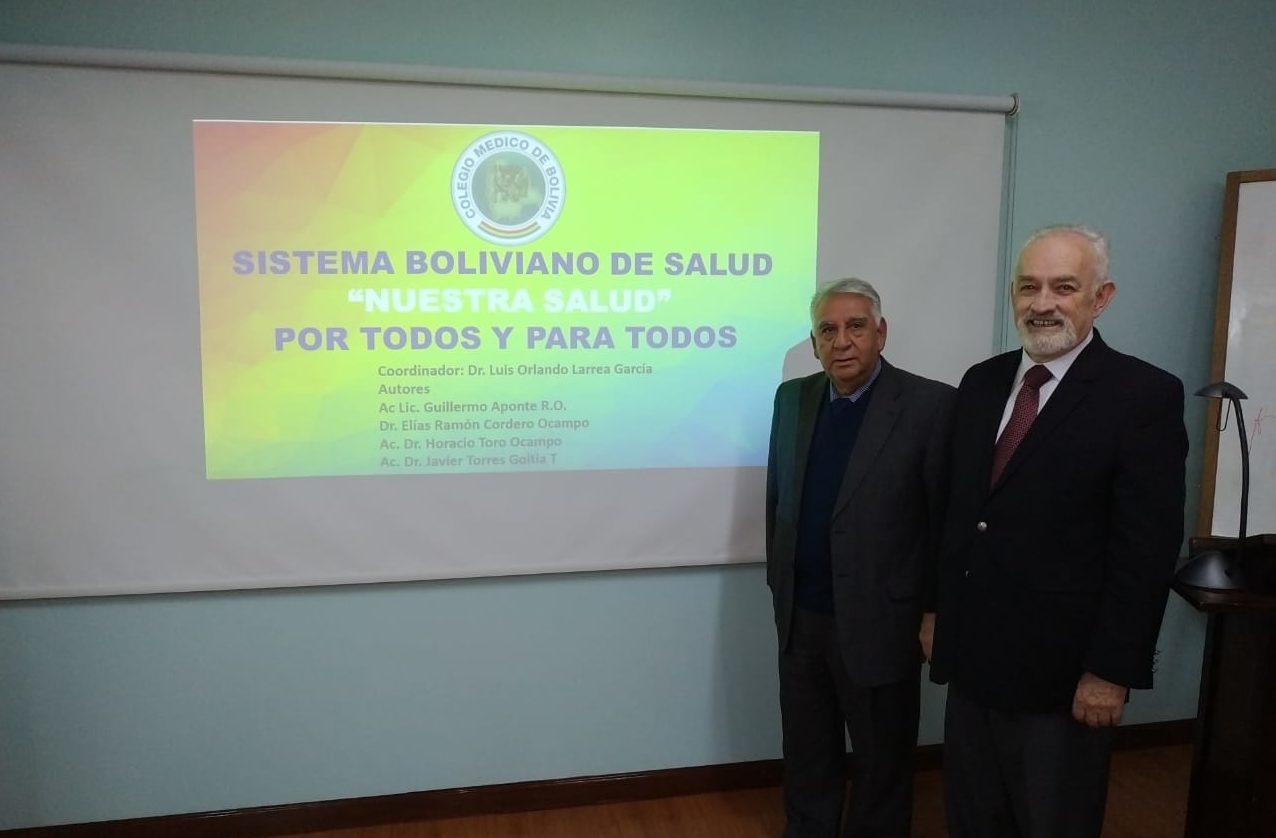 Sistema Boliviano de Salud