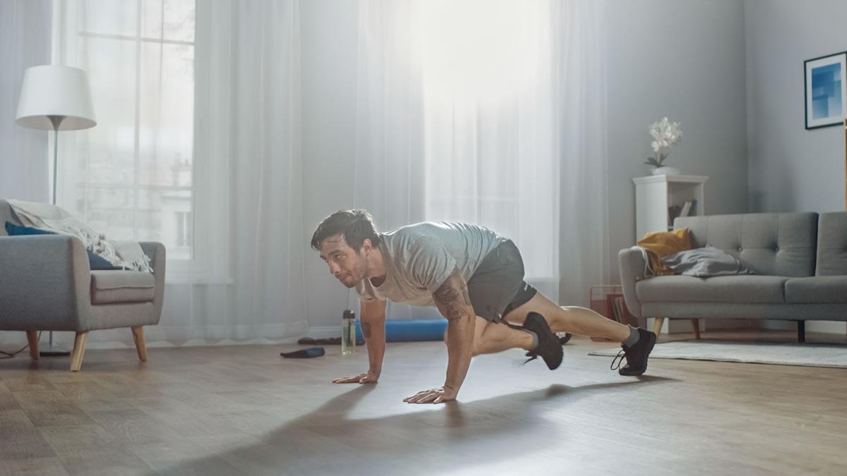 11 Ejercicios Que Puedes Hacer Desde Tu Casa